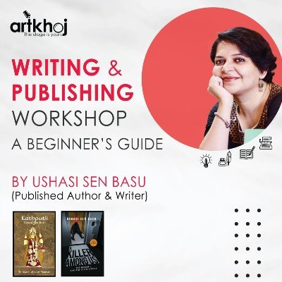 Writing and Publishing Your Book - Online Workshop