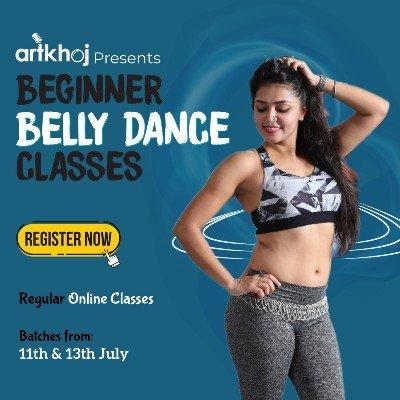 Beginner Belly Dance Classes - Online Classes