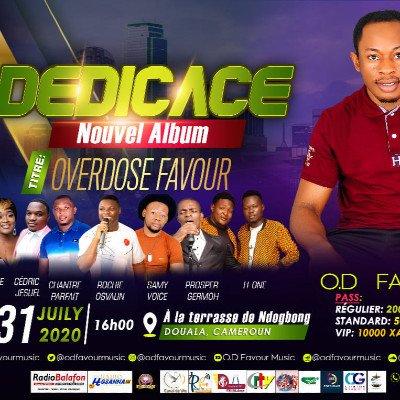 Album Launch - Overdose Favour - OD Favour