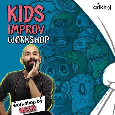 Creativity Unleashed Kids Improv Workshop