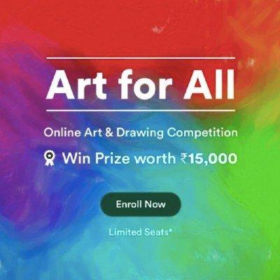 Art for All - Certificate