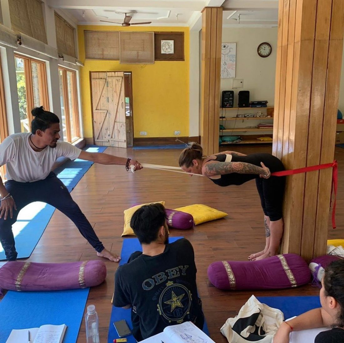 300 Hours Yoga Teacher Training Course In Rishikesh Indiana Tickets Available