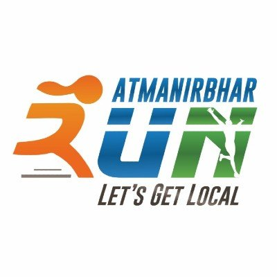 Atmanirbhar Virtual  Run