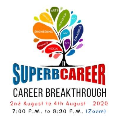 SUPERBcareer Online Workshop - Career guidance workshop