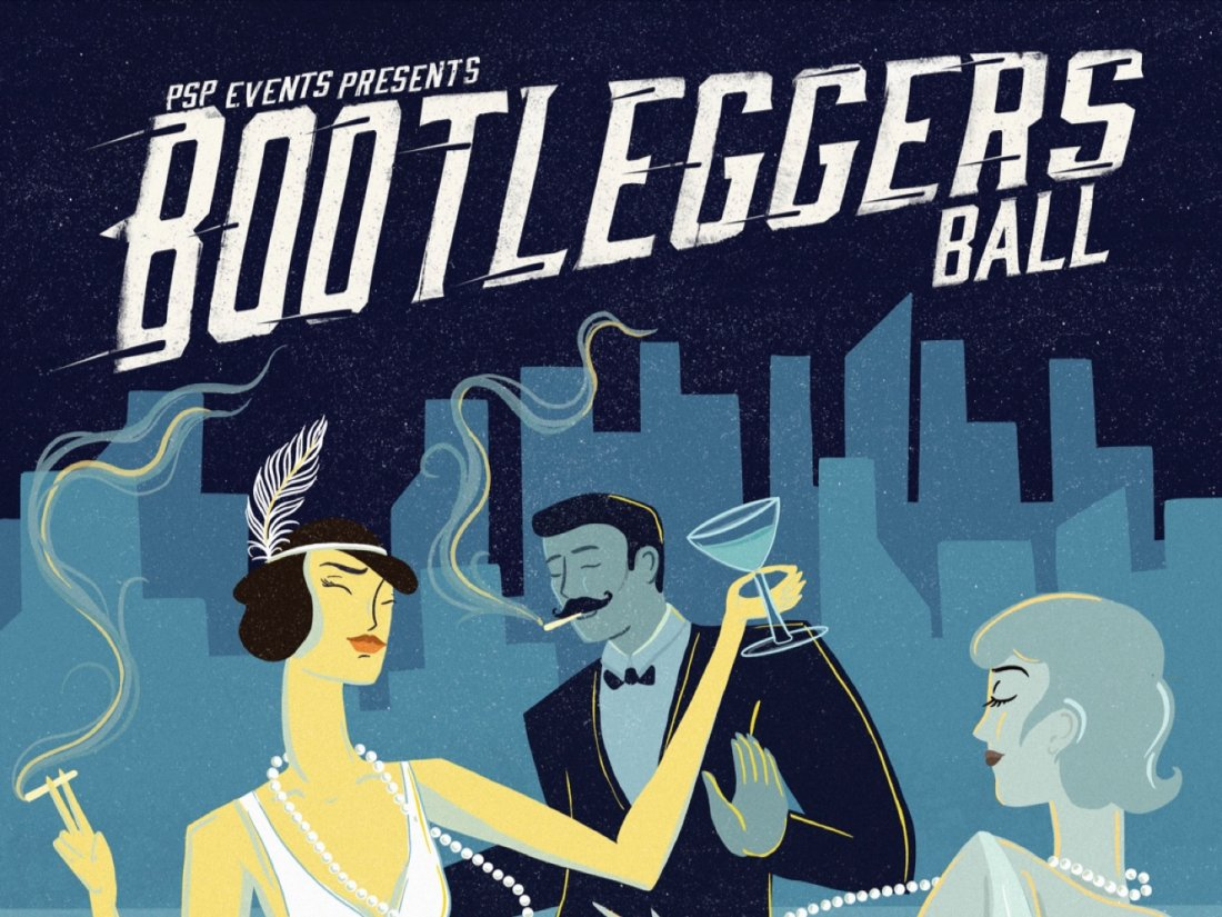 Bootleggers Ball 2020 Office Party, 12 December | Event in Perth | AllEvents.in