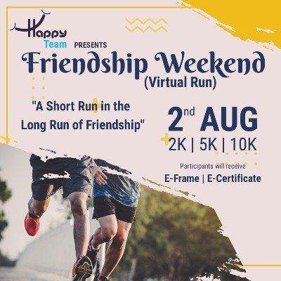 Friendship Weekend Run