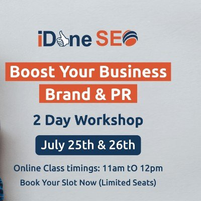 Boost Your Business Branding & PR