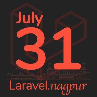 Laravel Nagpur Meetup - July 2020