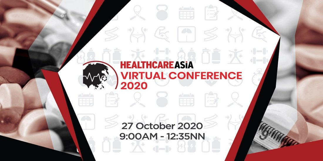 Healthcare Asia Virtual Conference 2020, 27 October | Online Event | AllEvents.in