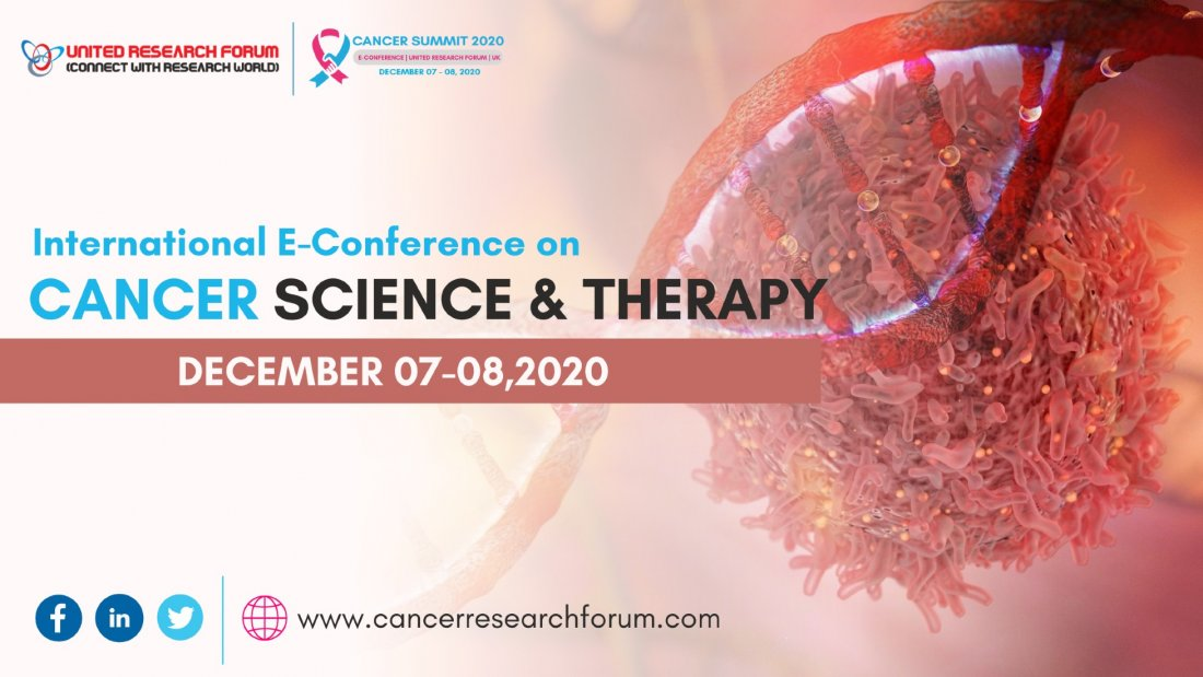 International E-Conference on Cancer Science and Therapy