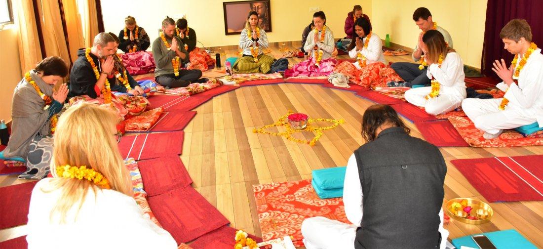 Online Meditation Teacher Training Course    Online Event   AllEvents.in