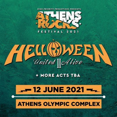 AthensRocks 2021  DAY 1