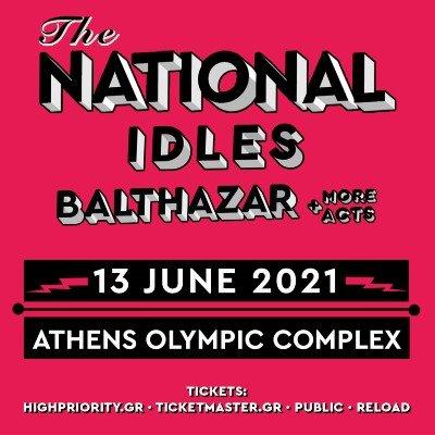 AthensRocks 2021  DAY 2