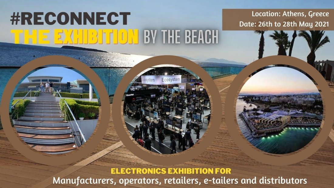 RECONNECT THE EXHIBITIONBY Z EMPIRE GLOBAL, 26 May   Event in Athens   AllEvents.in