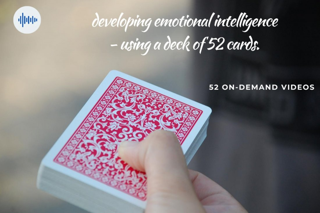 Developing Emotional Intelligence - using a deck of 52 cards | Online Event | AllEvents.in