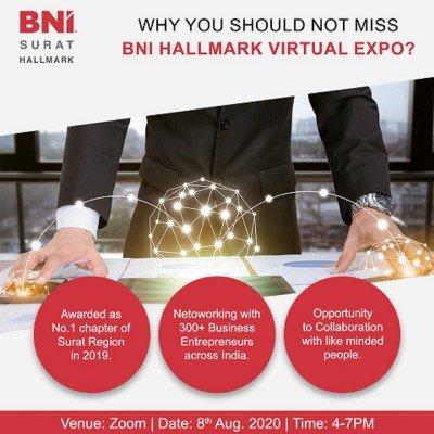 BNI Hallmark Virtual Expo
