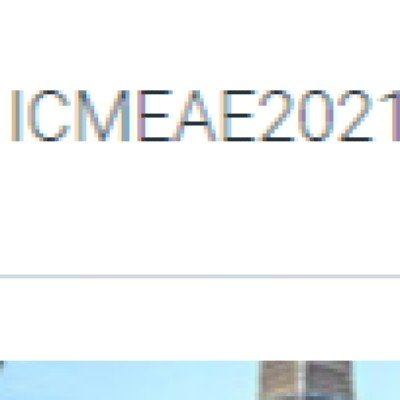 8th International Conference on Mechatronics Electronics and Automation Engineering (ICMEAE 2021)
