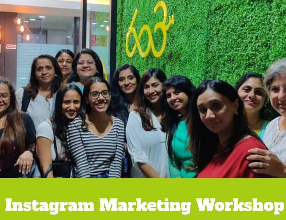 Instagram Marketing Workshop-Online