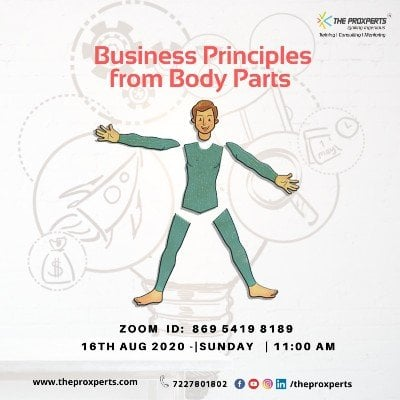 Business Principles from Body Parts