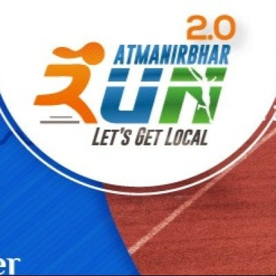 ATMANIRBHAR VIRTUAL RUNRIDE 2.0