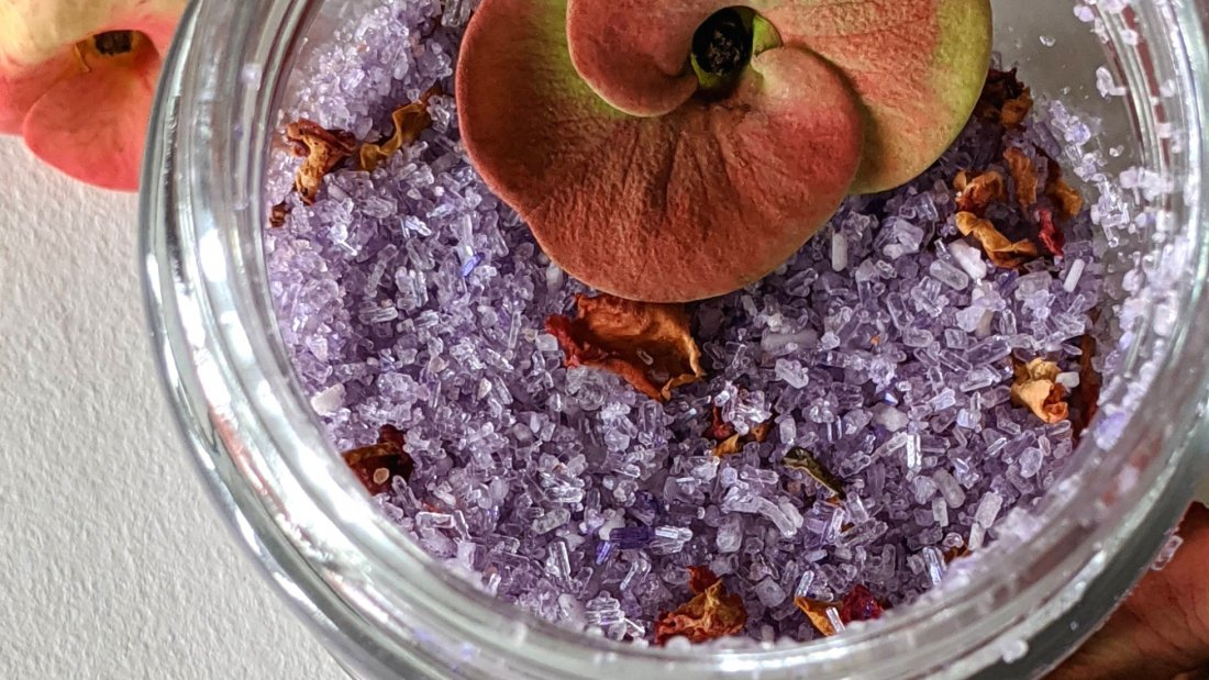Bath Salt Making workshop  | Online Event | AllEvents.in