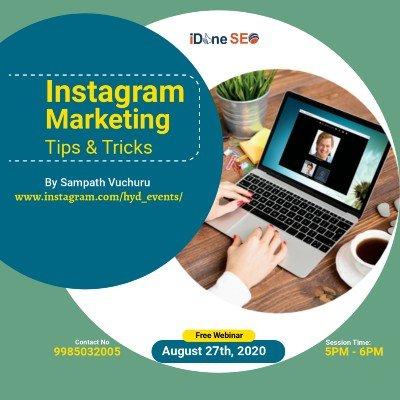Instagram Marketing Tips & Tricks