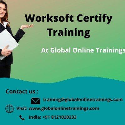 Worksoft Certify Training  Worksoft Certify online Training