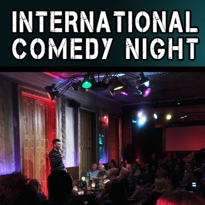 International English Comedy Night