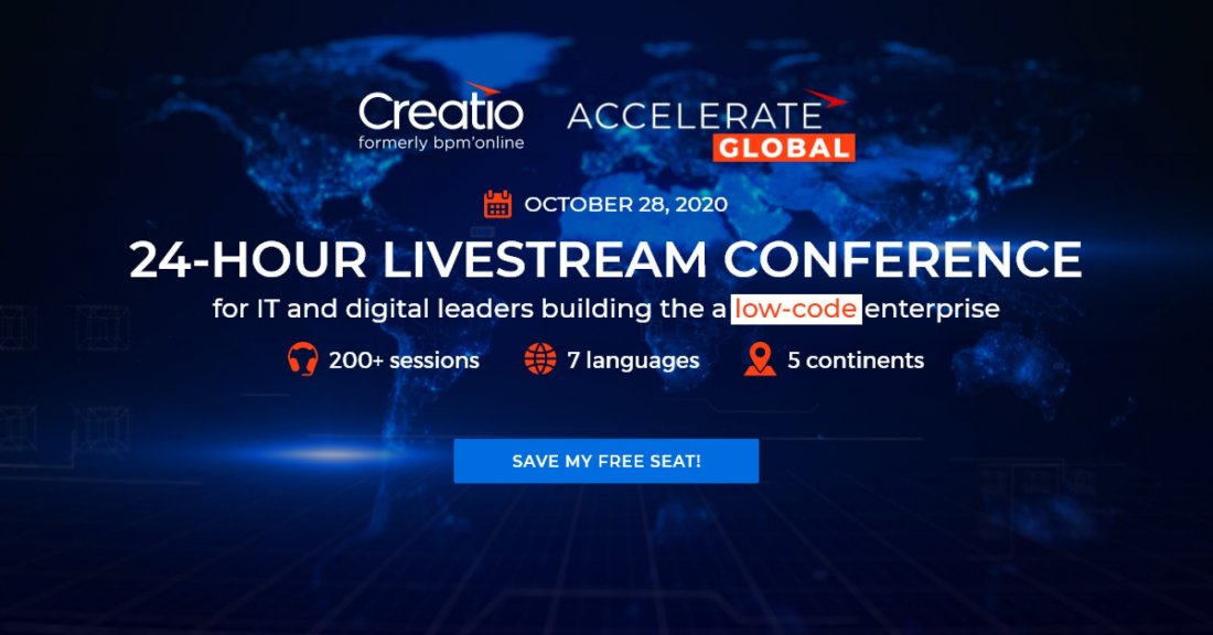 Accelerate Global 24-hour online event | Online Event | AllEvents.in