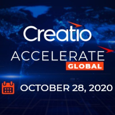 Accelerate Global 24-hour online event