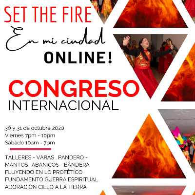 Set the Fire En mi Ciudad