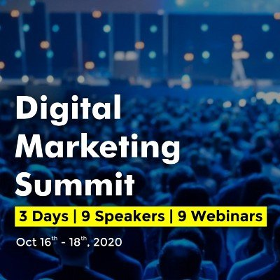 Digital Marketing Virtual Summit