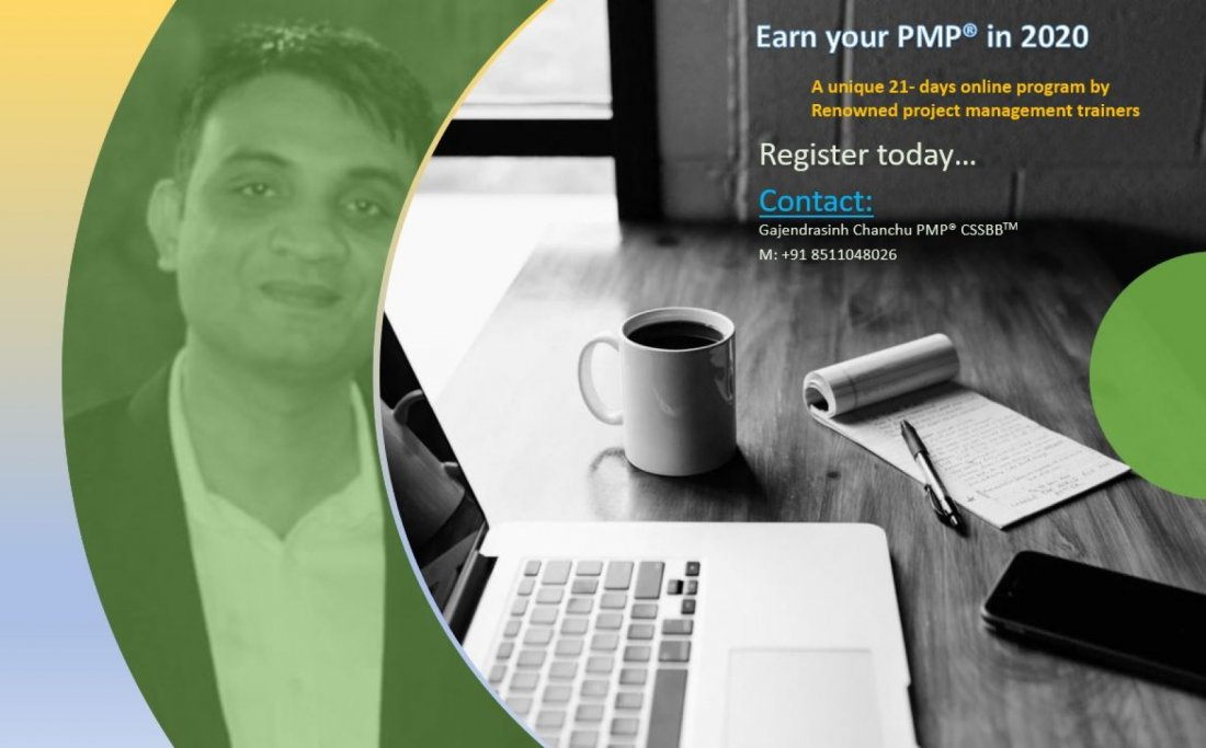 ONLINE PMP Workshop - October 2020 (Get your PMP in 2020), 24 October | Online Event | AllEvents.in