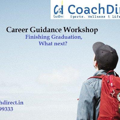 Workshop - Career Guidance. Finishing graduation what next