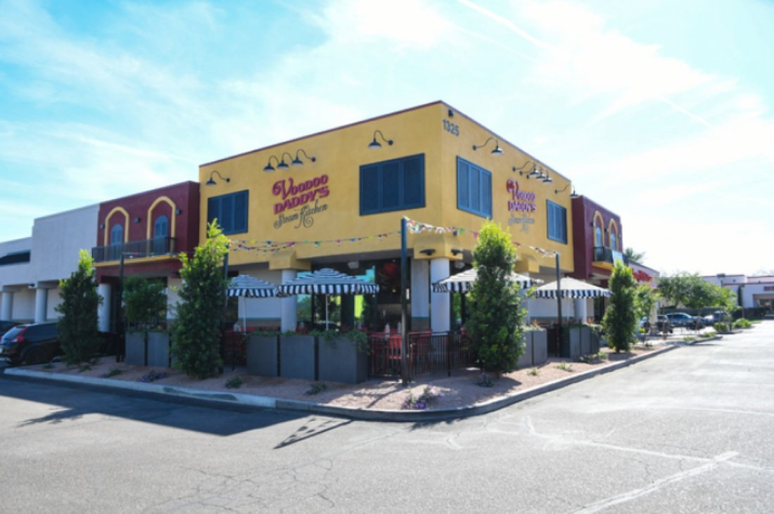 Live Music at VooDoo Daddy's Steam Kitchen with Mike Anderson | Event in Tempe | AllEvents.in