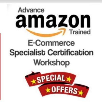 Advance Amazon Trained Ecommerce Specialist Certification Webinar by Mr. Krishna Choudhary