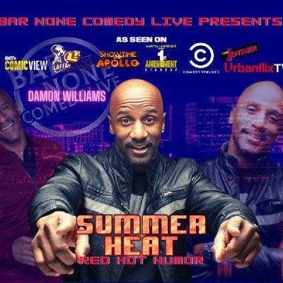 Damon Williams - Summer Heat