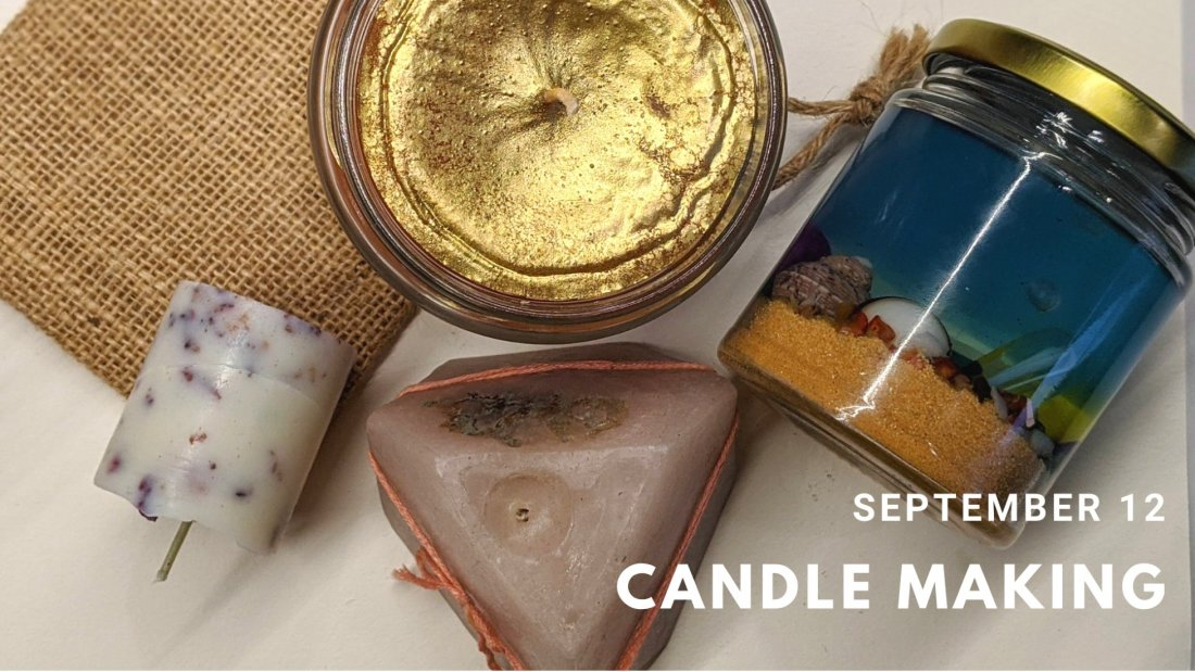 Candle Making Workshop | Online Event | AllEvents.in