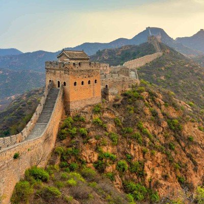 25 OCT 2020 RUN & PEDAL GLOBAL SERIES - 2 THE GREAT WALL OF CHINA