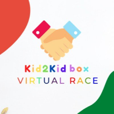 Run for Kiddos  Around the World Experience Virtual Race
