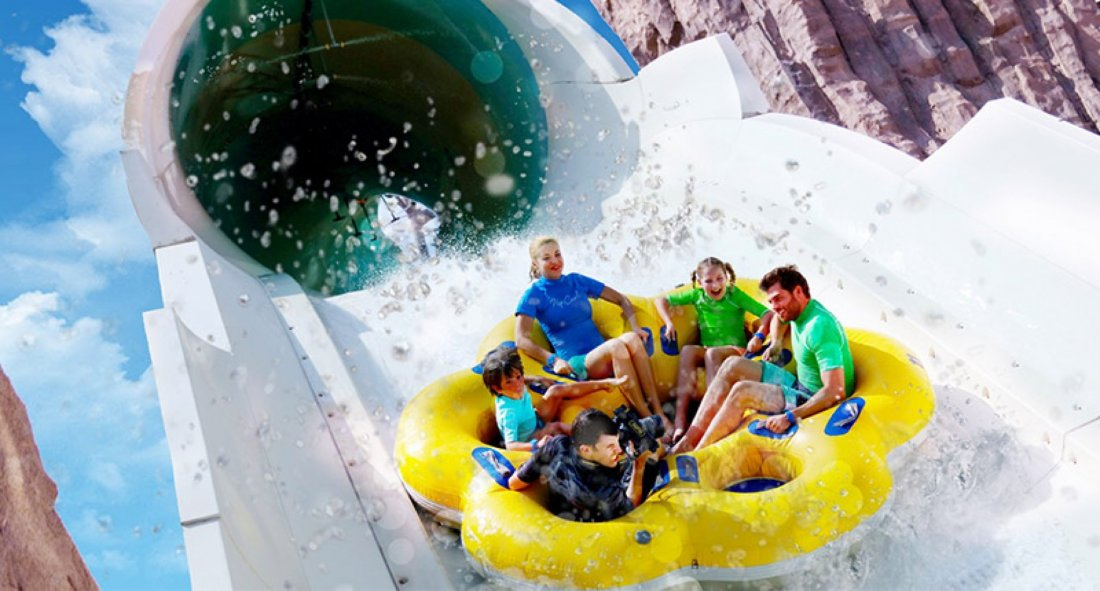 Visit of Yas Waterworld Abu Dhabi, 11 November | Event in Abu Dhabi | AllEvents.in