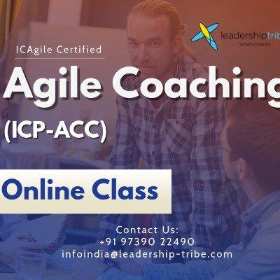 Agile Coaching (ICP-ACC)  Virtual - Global - March - Full Time