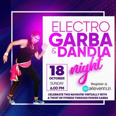 DANDIA NIGHT - POWER GARBA