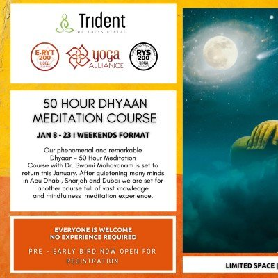 50 Hour Dhyaan Meditation Course