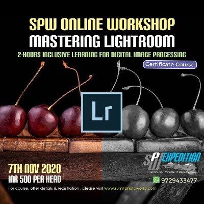 Mastering Lightroom M-2