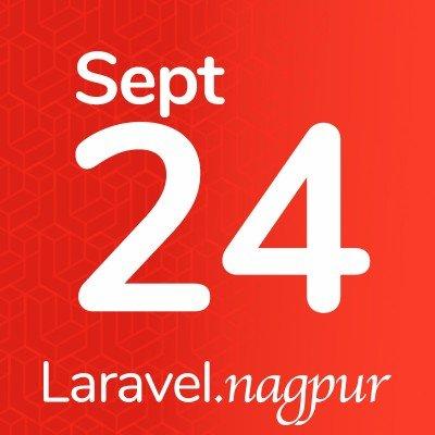 Laravel Nagpur Meetup - Sept 2020
