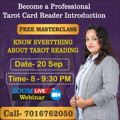 Dr.Yoginis Become a Professional Tarot card Reader Introduction Free Masterclass