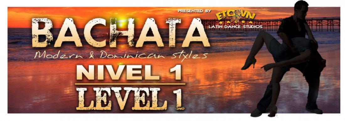 BACHATA LEVEL 1