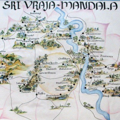 7N6D Spiritual Braj Darshan Retreat - Glorious 84 Kosa Brajmandal Parikrama In Kartik Month 2020