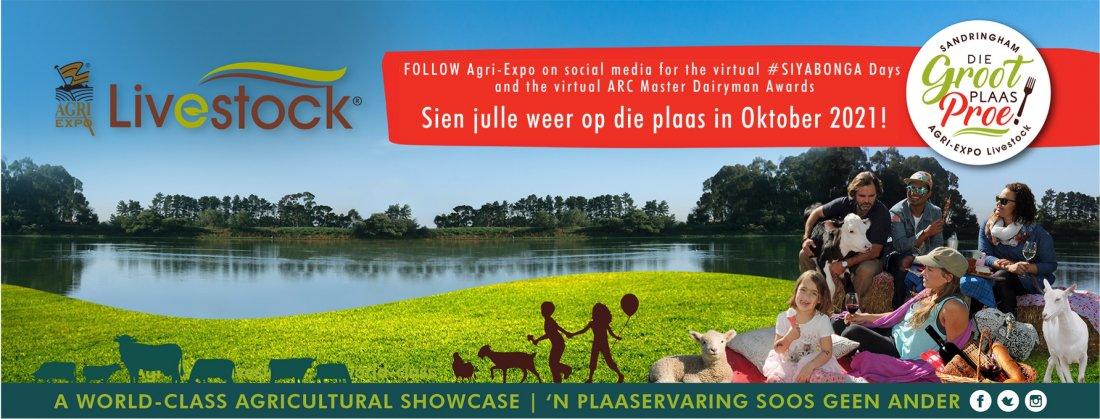 Die Groot Plaasproe & Agri-Expo Livestock 2021, 14 October | Event in Stellenbosch | AllEvents.in